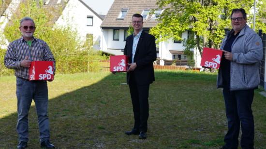 Ernesto Nebot Pomar, Jens Ernst und Wolfgang Toboldt